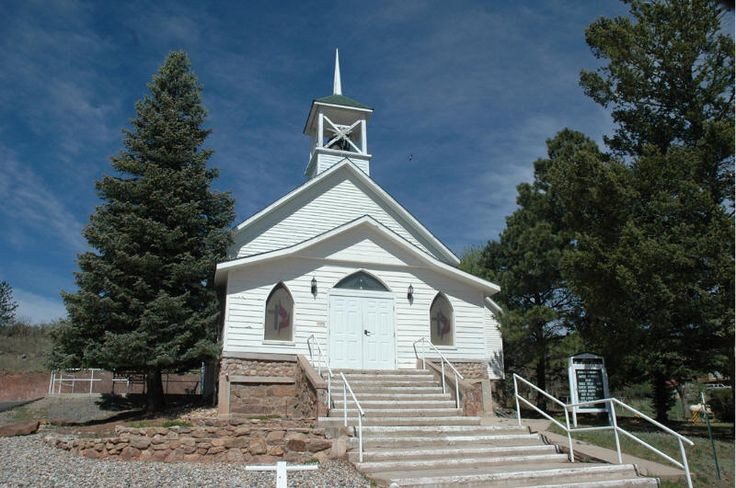 Beulah Valley, CO: Church