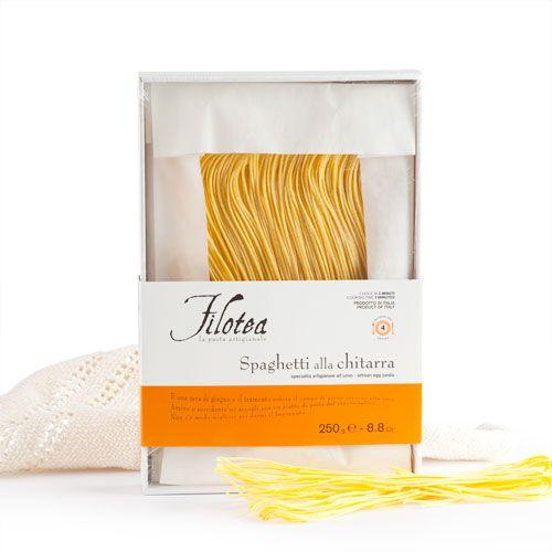 Filotea pasta in diverse varianten verkrijgbaar