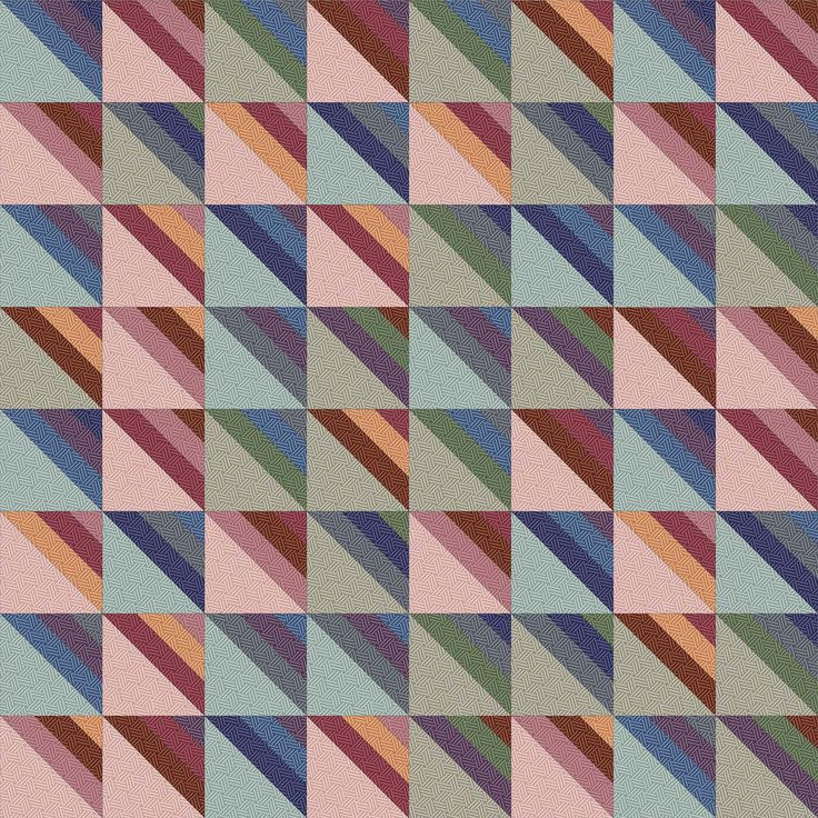 Hadleigh Roman Stripe Quilt idea 1