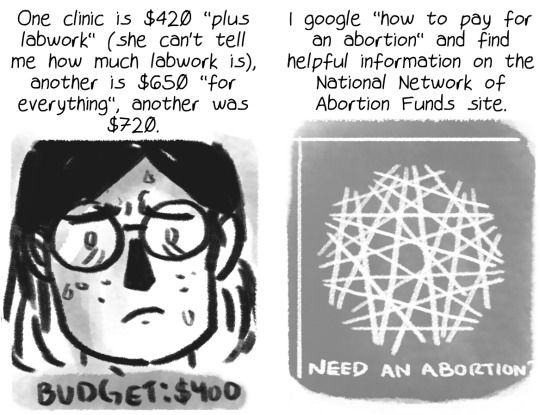 Why WereSupporting the National Network of Abortion Funds comics-for-choice:  All proceeds from the Comics for Choice IndieGoGo will be donated directly to NNAF. Heres why were partnering with them with pictures!  NNAF works with 70 local abortion funds around the country to help people with financial and logistical barriers to abortion access.  Abortions can be prohibitively expensive and we stand firm that no one should be denied this right because they cant afford it.  The Hyde Amendment…