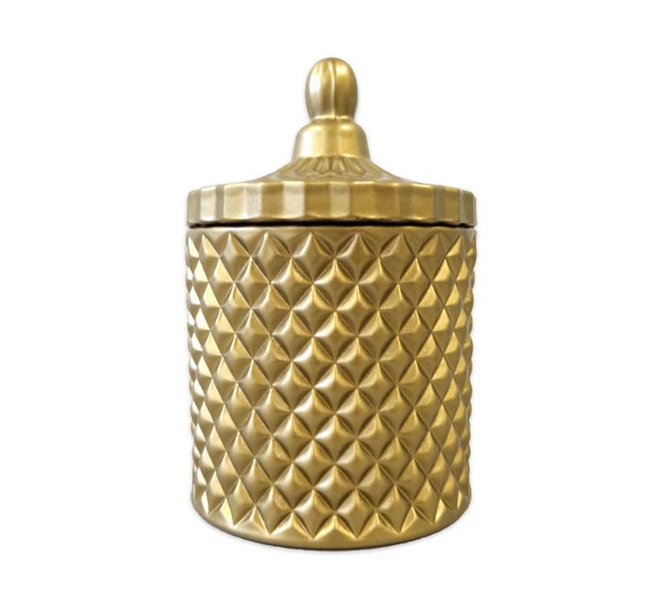 Geo Glass Range -  Brass SMALL - 230ml LARGE - 500ml