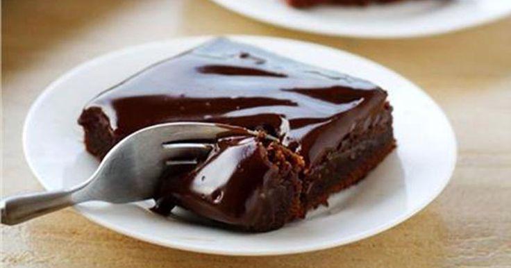 Piperatoi.gr: Σοκολατόπιτα με πτι μπερ Παπαδούλου