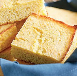 For those of you who are gluten-free, here is a GF recipe for cornbread, which can be made into an amazing cornbread stuffing.