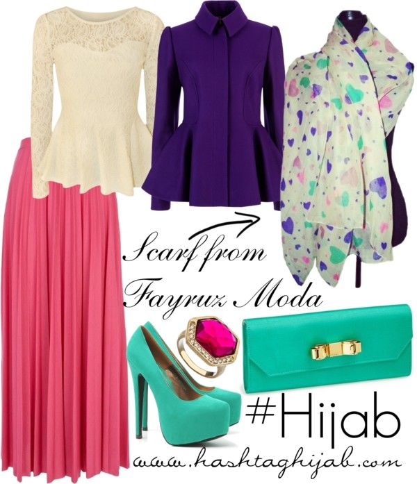 Hashtag Hijab Outfit #121
