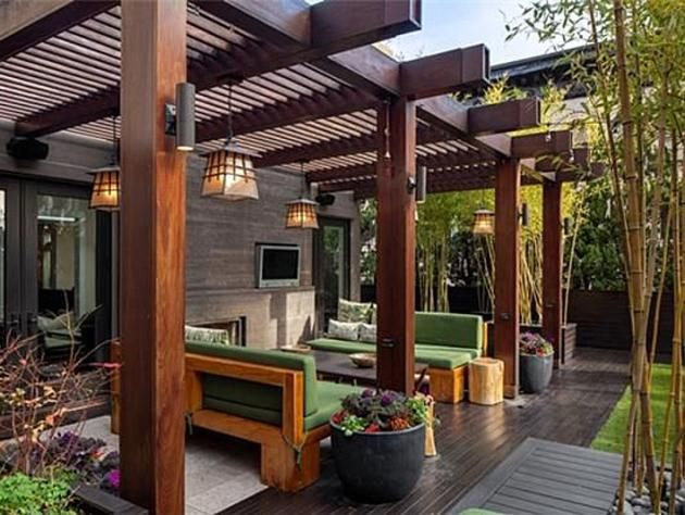 226 best Garden and Patio Wind Protection Ideas images on