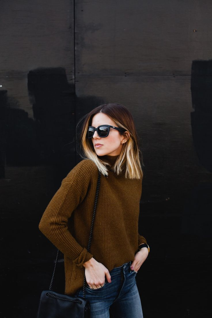 Best 25  Brown sweater ideas on Pinterest | Workwear, White smart ...