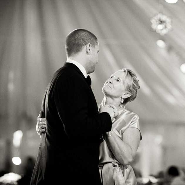 Wedding Dance At The Altar: Mother-Son Dance Song Ideas