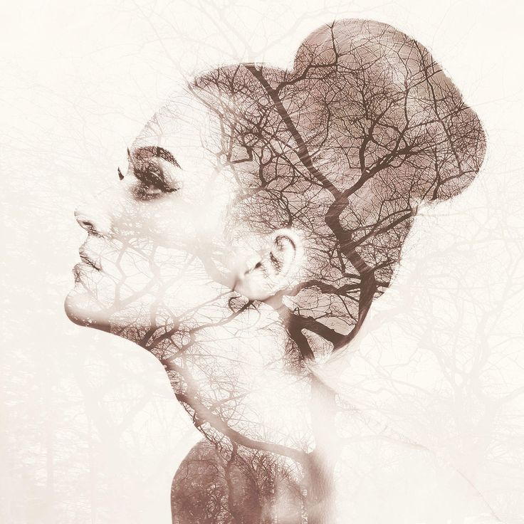 FREE Photoshop Actions: Double Exposure Collection