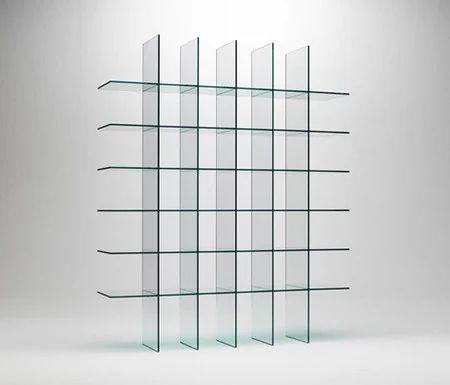 Glass Shelves No.1, 1976