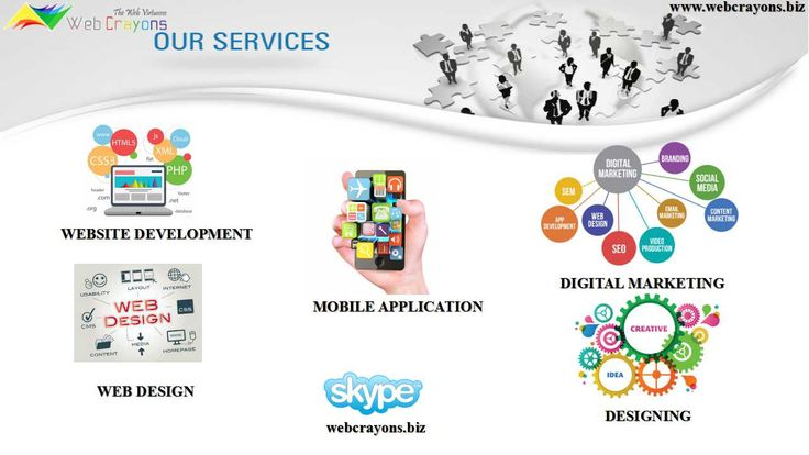 We provide the Website development, web design, mobile application, digital marketing and designing services in Australia, USA, and the UK. Contact us now  https://www.webcrayons.biz/