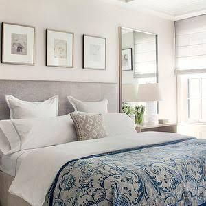artwork above bed ideas - Google Search