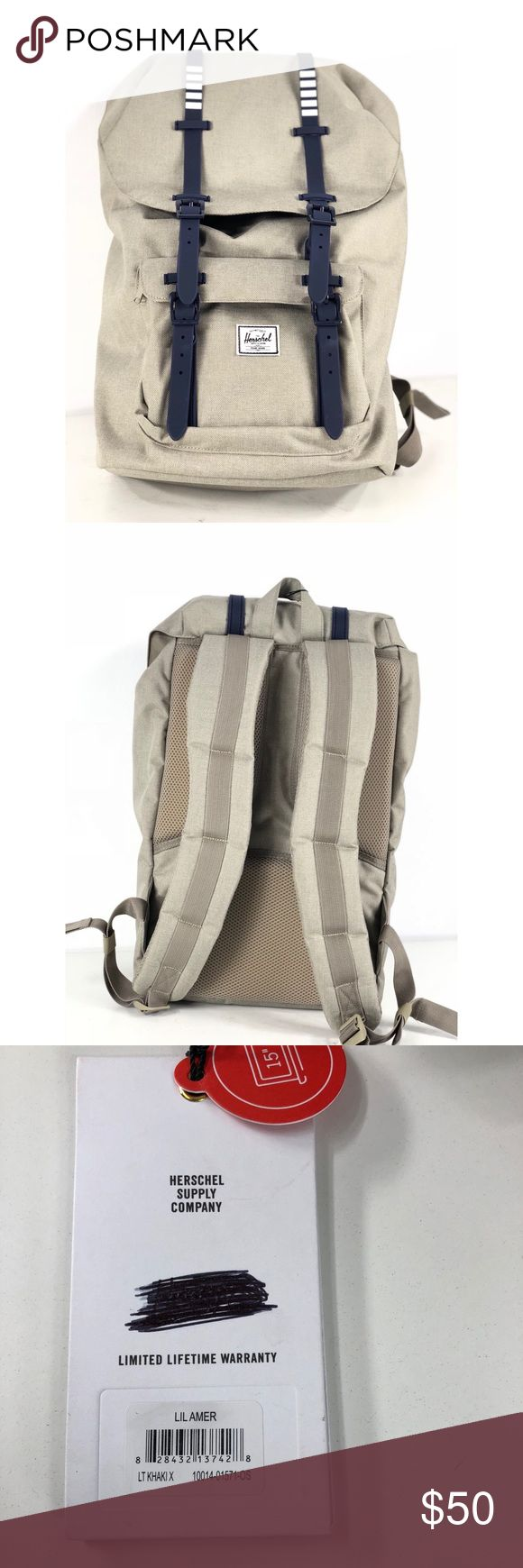 Herschel Supply company lil Amer Backpack Herschel Supply company lil Amer Backpack Herschel Supply Company Bags Backpacks