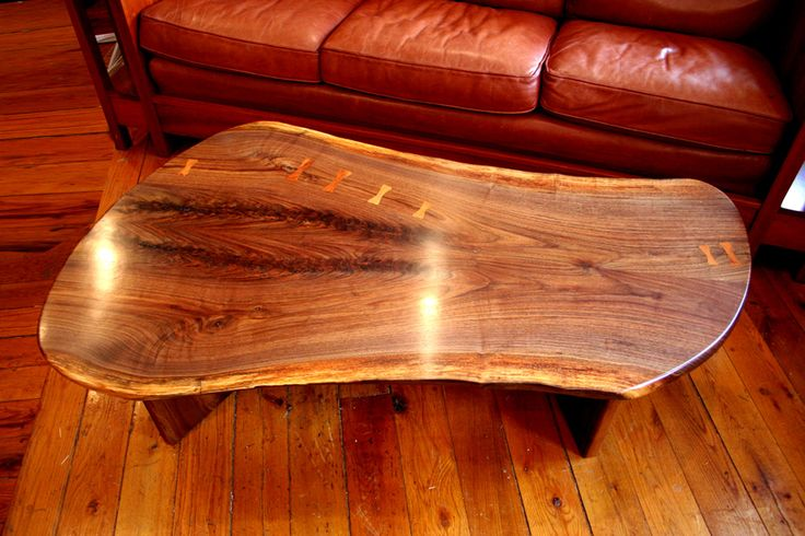 Live Edge Coffee Table Coffee Tables End Tables