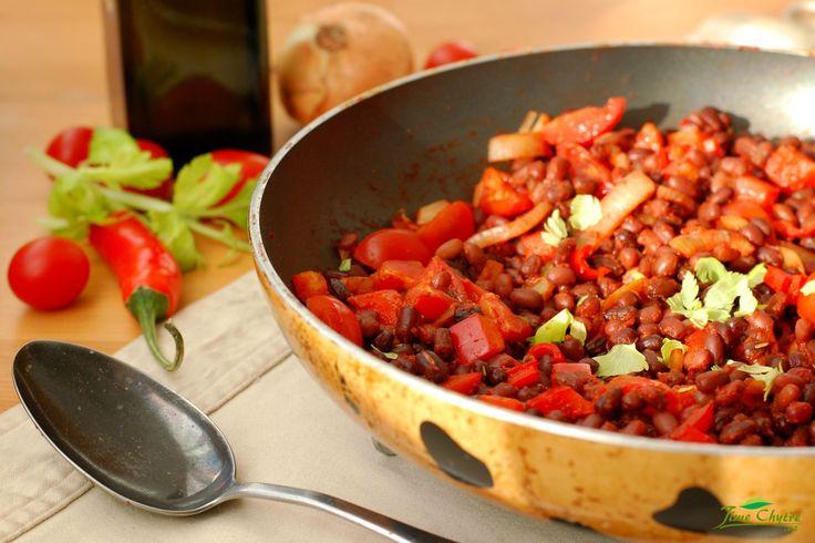 Adzukové chilli – JÍME CHYTŘE – Odborné výživové poradenství – Recepty