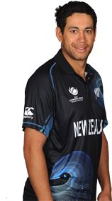 Ross Taylor || Role: Batsman || Bates: RHB || Bowls: ROB || Date of Birth: 08 Mar 1984 ||  This talented batsman broke into the Black Caps One-Day International side in 2006 against West Indies. Since then, Taylor has carved himself a reputation as a prolific batsman across all forms of the game for New Zealand.