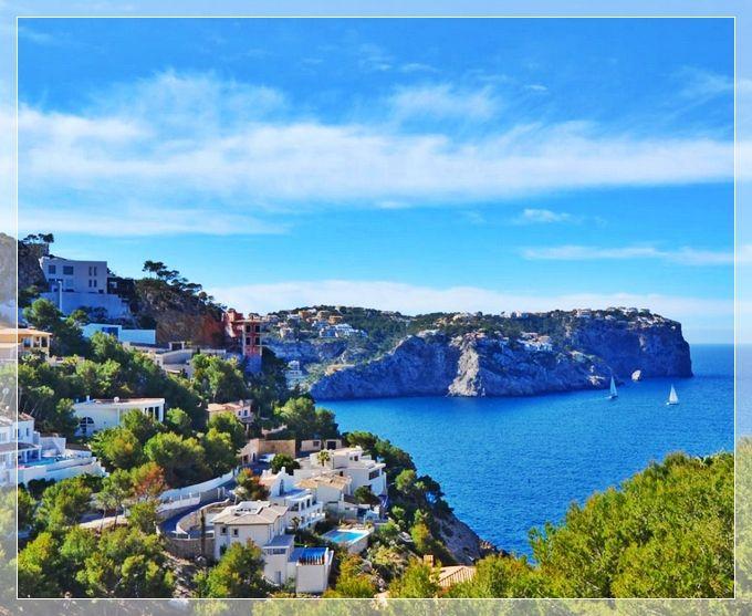 Propiedades en #Mallorca para vacaciones
