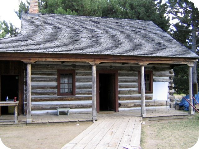 17 Best Images About Log Cabins And Historic Houses On