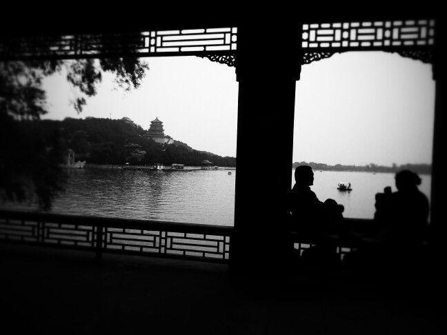 Summer Gardens, Beijing, China.