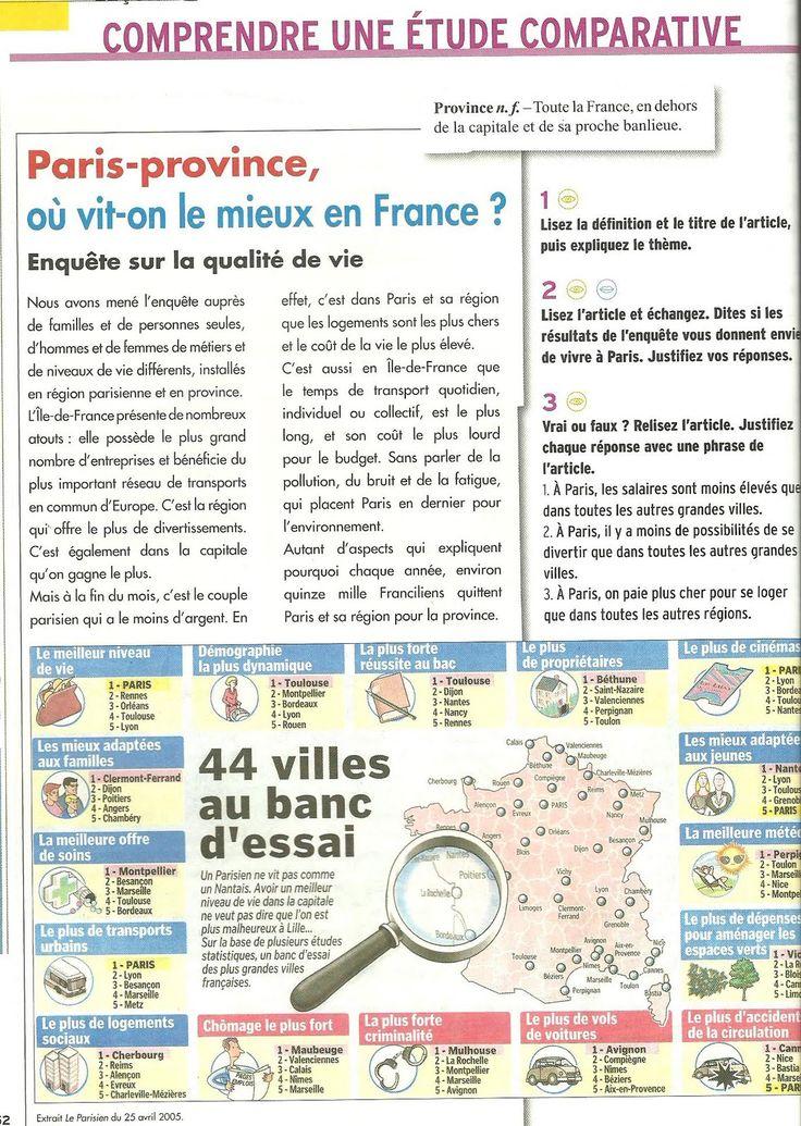 paris /province