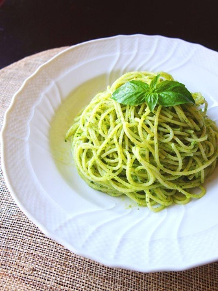 バジルと小松菜のジェノベーゼ by Y's | レシピサイト「Nadia | ナディア」プロの料理を無料で検索