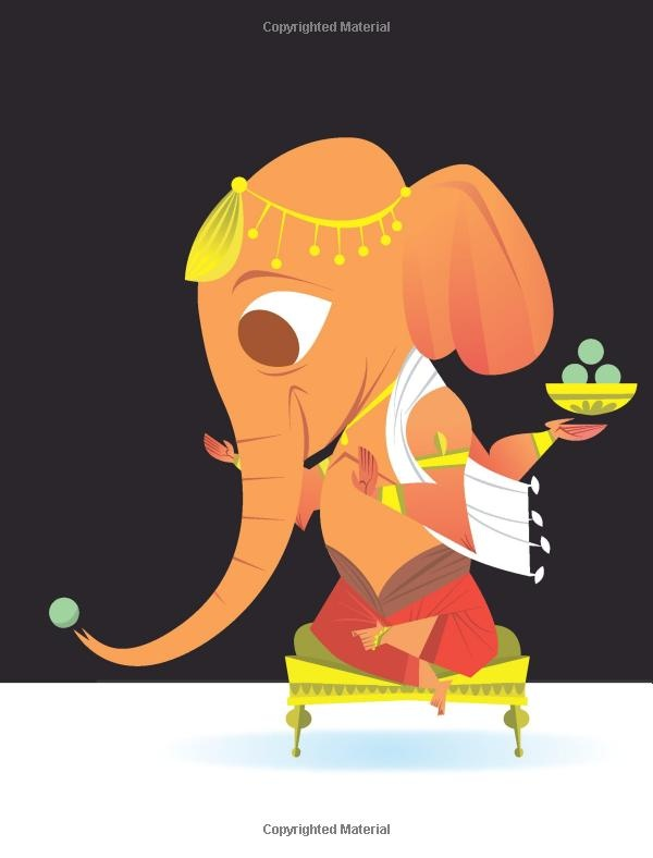 The Little Book of Hindu Deities: From the Goddess of Wealth to the Sacred Cow…