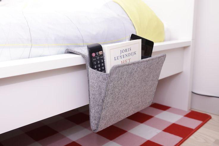 Pochette de chevet - Pochette de chevet - 28 x 25 cm - Référence : 13288 #Livre…
