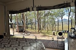 I want to go glamping! Lots of choices here.