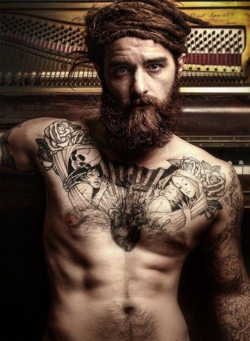 9965 Best Beard & Mustache & Hair Images On Pinterest