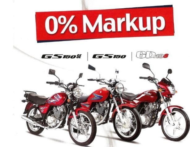 Suzuki Bikes On Installment Without Markup Suzuki Bikes Suzuki