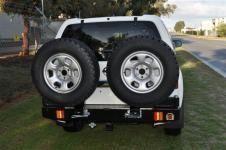 Pathfinder R51 Twin Wheel Carrier