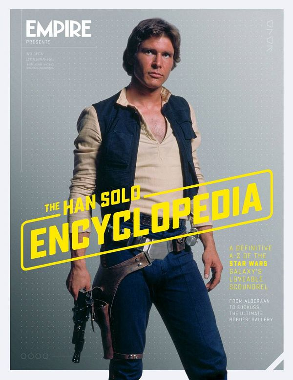Empire's SOLO Movie Exclusive