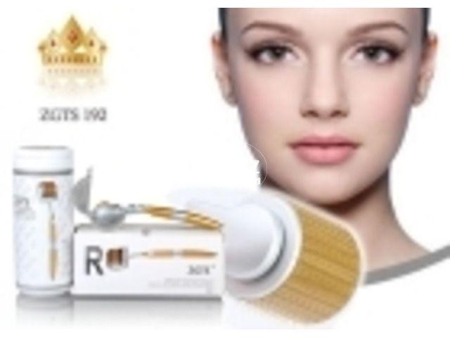 لتحفيز الكولاجين وتجديد البشرة الان مع جهاز ديرما رولر Beauty Cosmetics Health Beauty Cosmetics