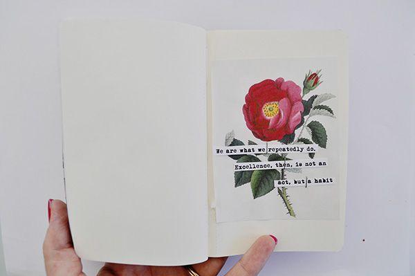 Get Messy Art Journal ♥ Caylee Grey