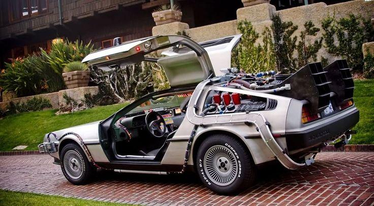 30 voitures cultes du cinéma et des séries ! - Diaporama - AlloCiné