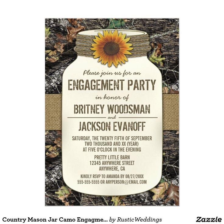 859 best Sunflower Wedding Invitations images on Pinterest ...