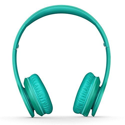 Beats by Dr. Dre Solo HD On-Ear Headphones - Matte Teal (Certified Refurbished)