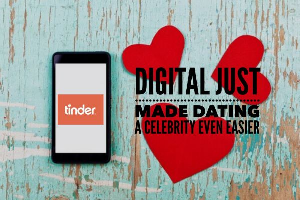 Digital just made dating a celebrity even easier