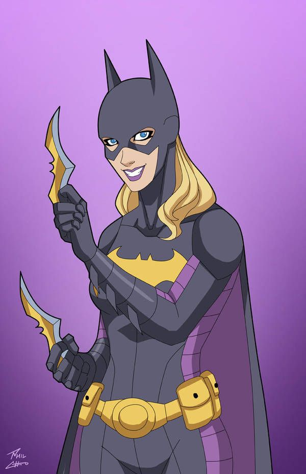 Batgirl: Año Uno - ECC Cómics