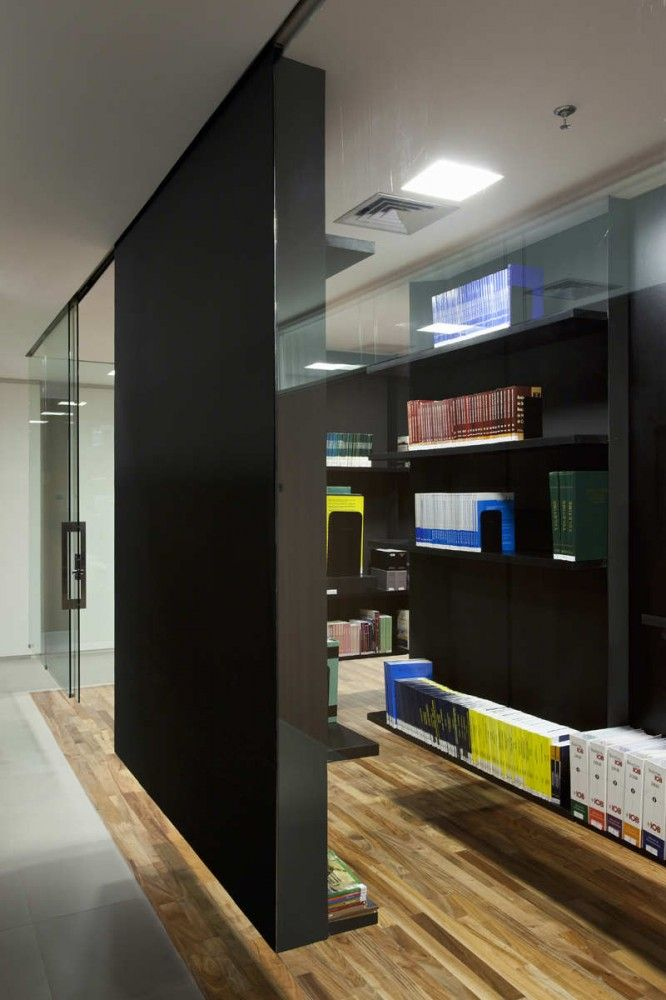 bpgm law office fgmf arquitetos - Law Office Design Ideas