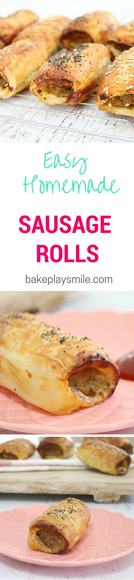 This is hands-down the best sausage roll recipe I've ever made. It's so easy! I…