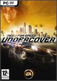 Need for Speed: Undercover (PC) okładka
