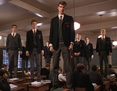 dead poets society is the best movie ever!