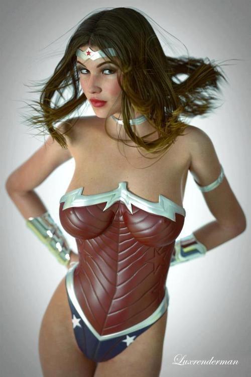 Nude comic con women — 4