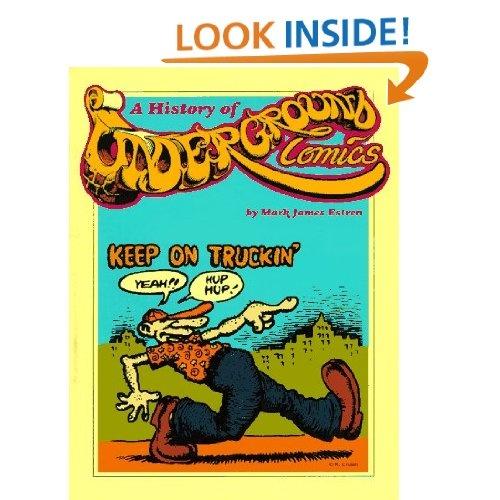 A History of Underground Comics