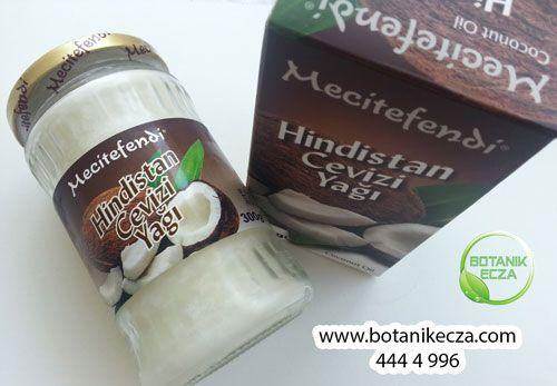 Mecitefendi'nin ürettiği Hindistan cevizi yağı Botanik Ecza mağazalarında satışta! Ürün hakkında detaylı bilgi için:
