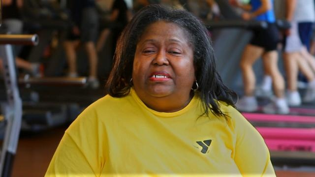 LIVESTRONG at the YMCA participant Gloria Hunter shares her experience with the program at YMCA of the Triangle in Raleigh, NC. | #cancer #LIVESTRONG