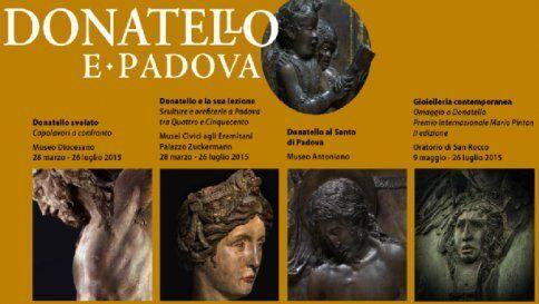"""""""Donatello svelato. Capolavori a confronto"""", in mostra al Museo Diocesano di Padova"""