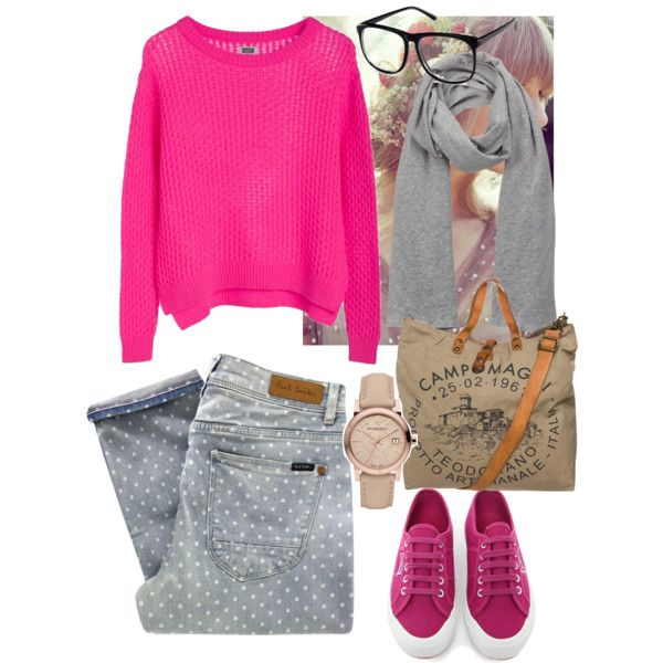 Hijab campus outfit - Polyvore