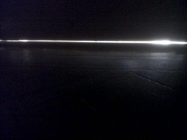 A Crack Of Light Under Mireille S Door Tarred And