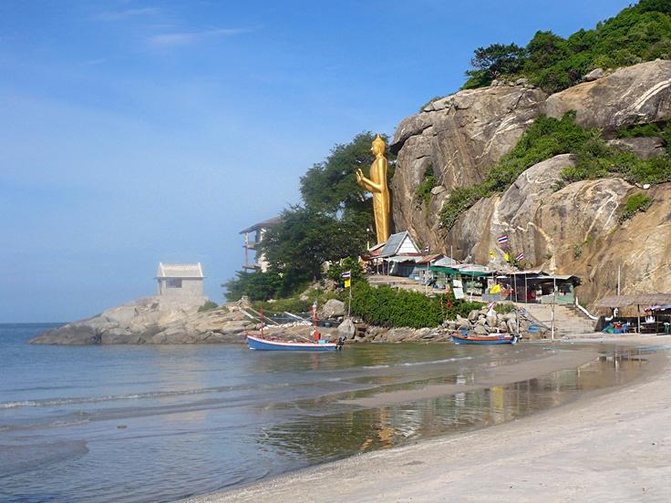 Hua Hin, Thailand - Khao Takiab South Beach
